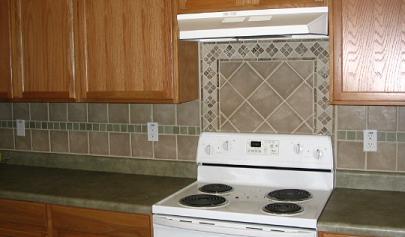 Kitchen backsplash ceramic tiles kitchen design photos Kitchen design in punjab